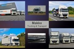 Makkx Trucking & Transport.